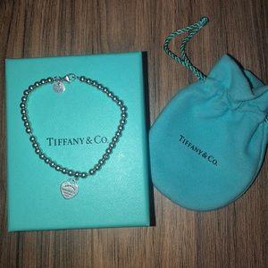 Tiffany & Co. Jewelry - Return to Tiffany bead bracelet